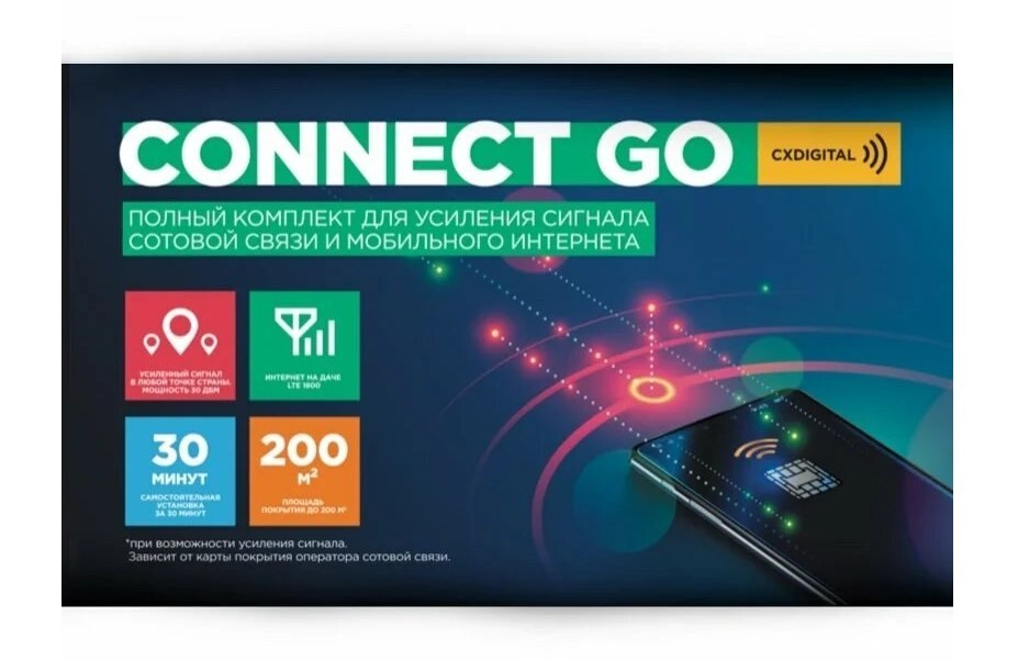 Комплект CONNECT GO
